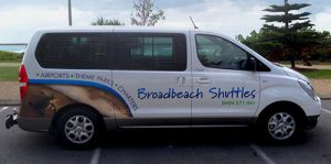 broadbeach shuttle