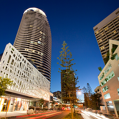 broadbeach holidays